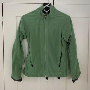 Light Green Fleece REI Jacket Coat